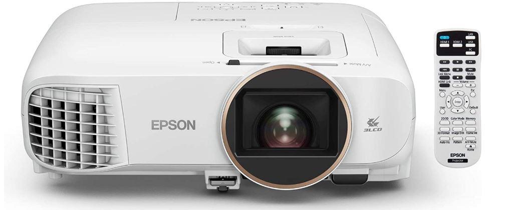 Epson EH TW5650 Proyector de cine en casa Epson Full HD
