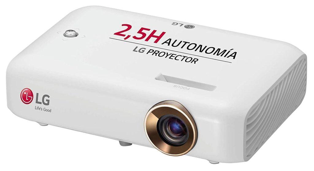 LG CineBeam PH550G - Proyector con bateria integrada
