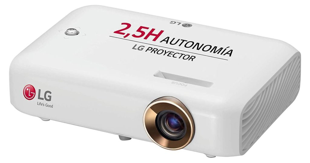 LG CineBeam PH550G - Proyector con bateria integrada Android