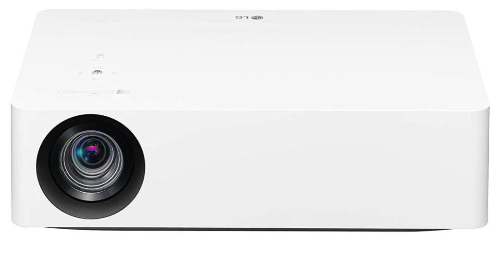 LG HU70LA 4K UHD Proyector de Cine en casa Inteligente con ThinQ AI y Google Assistant Integrado