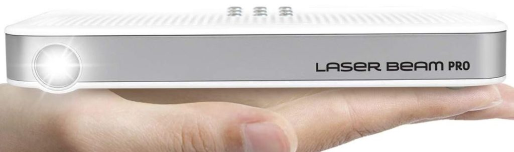 Laser Beam Pro C200 proyector android laser