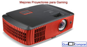 Mejores Proyectores Gaming