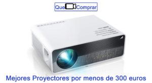 Mejores Proyectores por menos de 300 euros