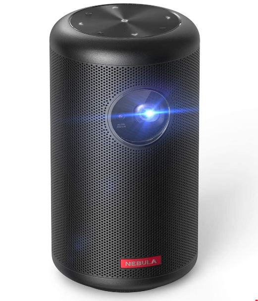 Nebula Capsule II Smart Mini Projector android