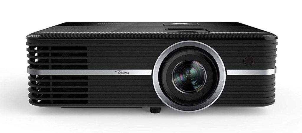 OPTOMA TECHNOLOGY UHD51 - Proyector 4K Home Cinema Ultra UHD
