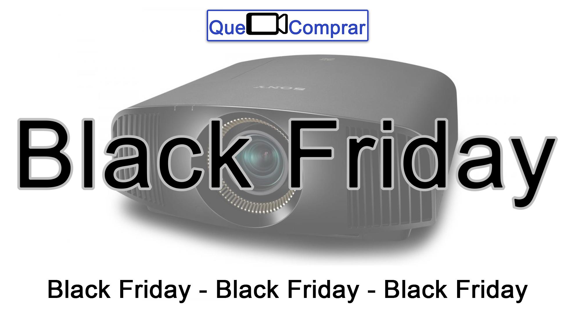 Ofertas de Proyectores Black Friday