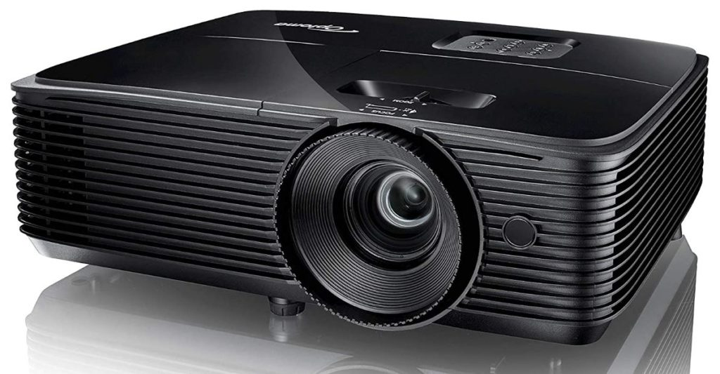 Optoma HD143X Optoma Full HD Home Theater Projector