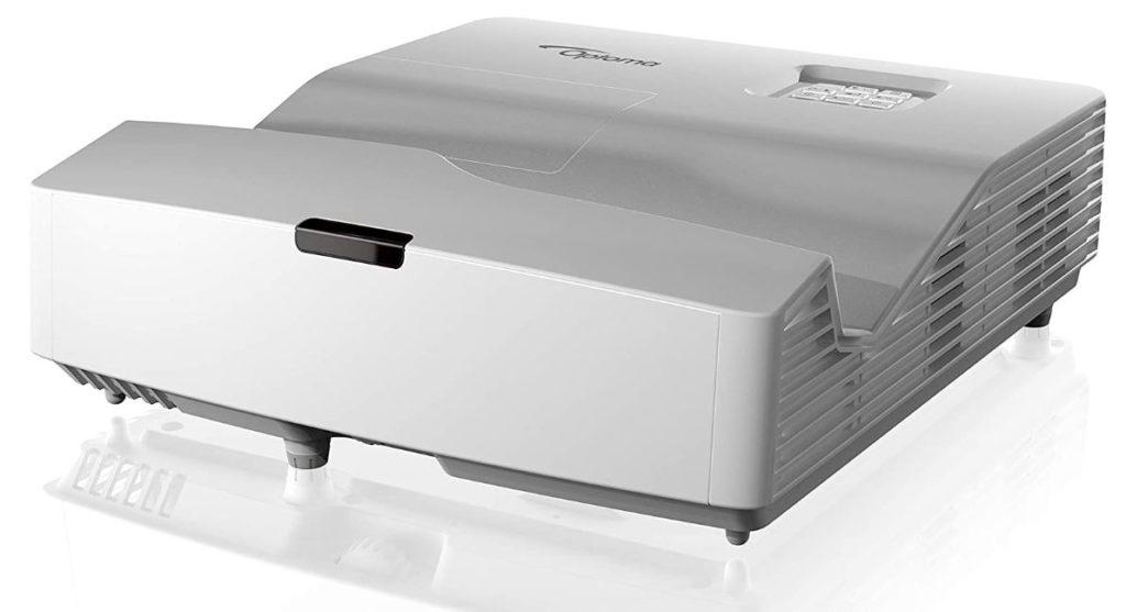 Optoma HD31UST el mejor proyector de alcance ultracorto