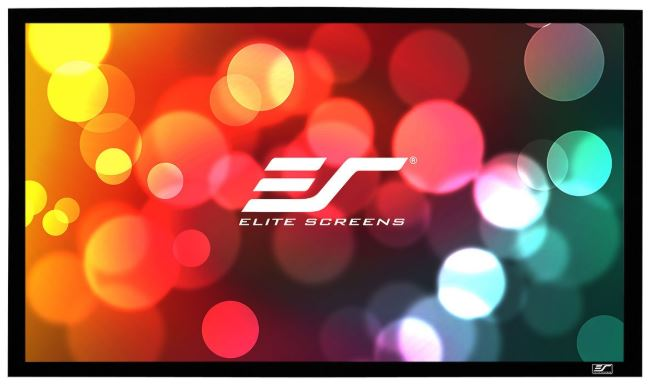 mejor gama media - Elite Screen Sable Frame B2
