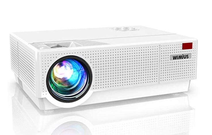 mejor proyector WiMiUS 6800
