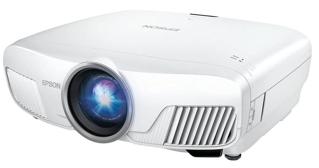 proyector barato 4k Epson Home Cinema 4000 3LCD - Lo mejor para un color increíble
