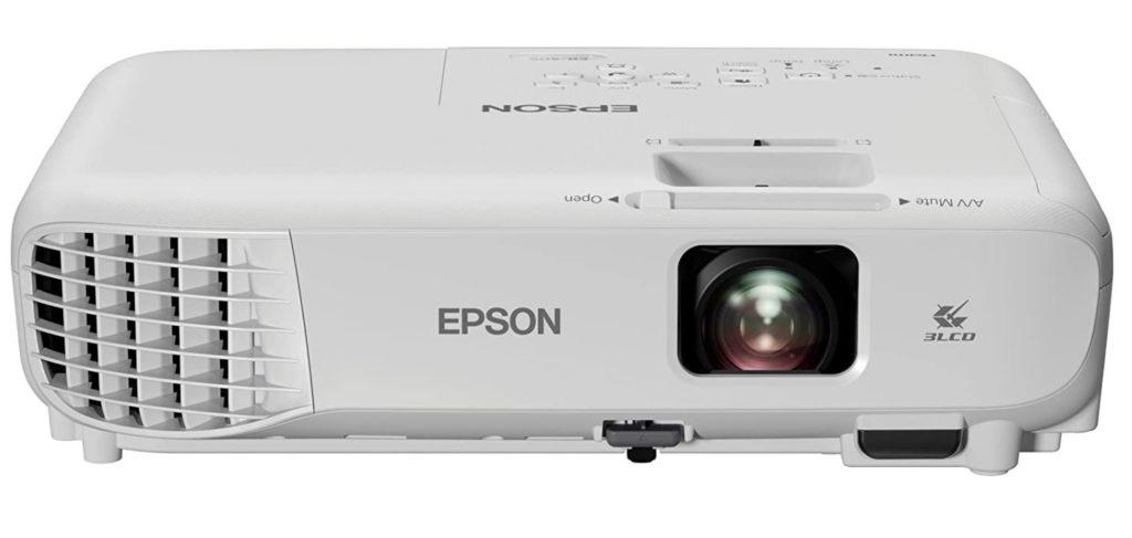 proyectores Epson EB-S05 Proyector Svga