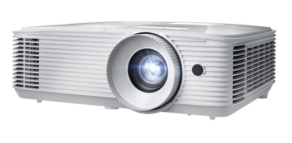 Optoma PROYECTOR OPTOMA EH412 FHD 1080P 4500L Blanco HDMI VGA Full 3D