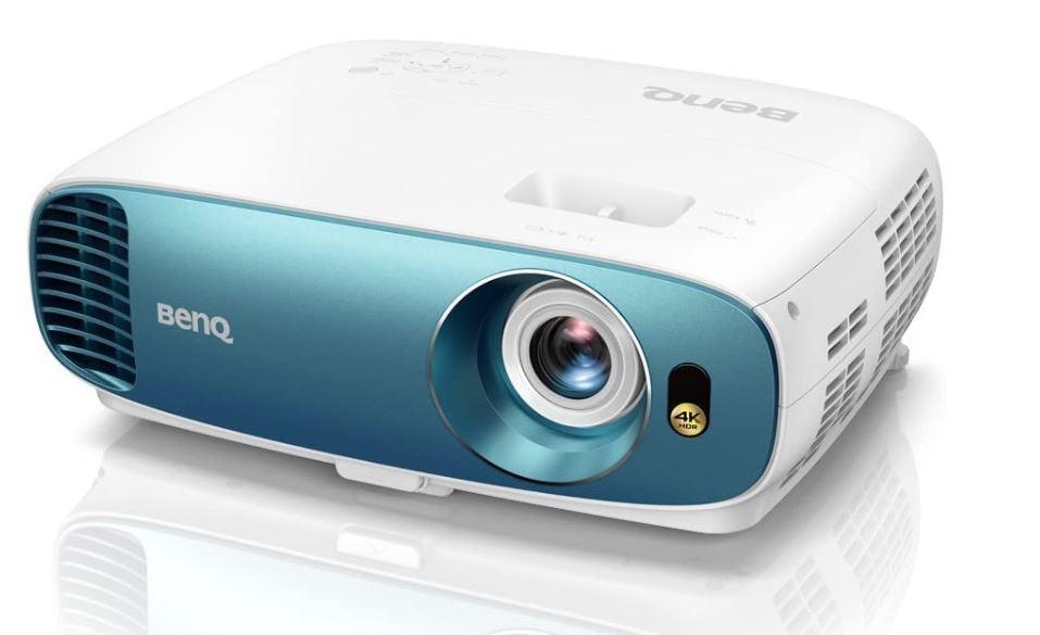 proyector 1000 euros BenQ TK800M Proyector DLP de cine en casa