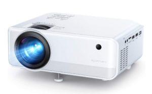 proyector por 100 euros APEMAN Mini Proyector Portatil en Casa
