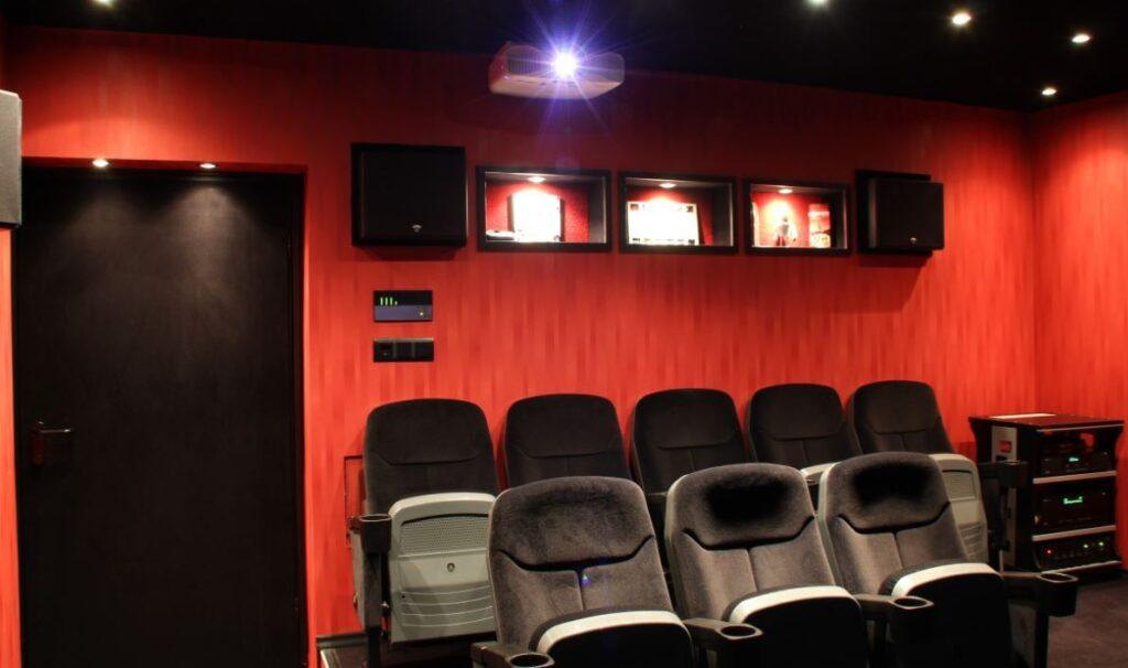 que proyector de video para el cine en casa